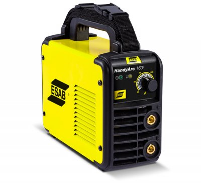 Esab Handy Arc 160 Portatil Soldadora Inverter