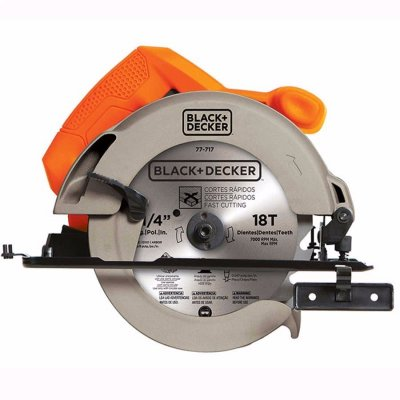 SIERRA CIRCULAR BLACK+DECKER   CS1004
